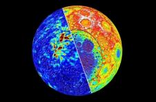 """远古月球磁场去哪儿了 解谜关键是找到内部""""发电机"""""""