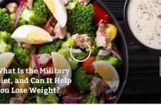 什么是军事饮食,它可以帮助您减肥吗?